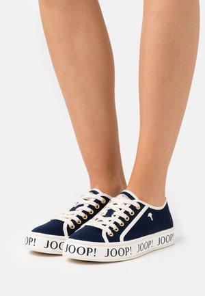 CLASSICO JIL - Sneakersy niskie - blue
