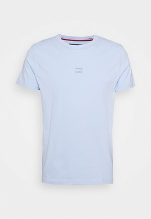 TEE - T-shirt - bas - sweet blue
