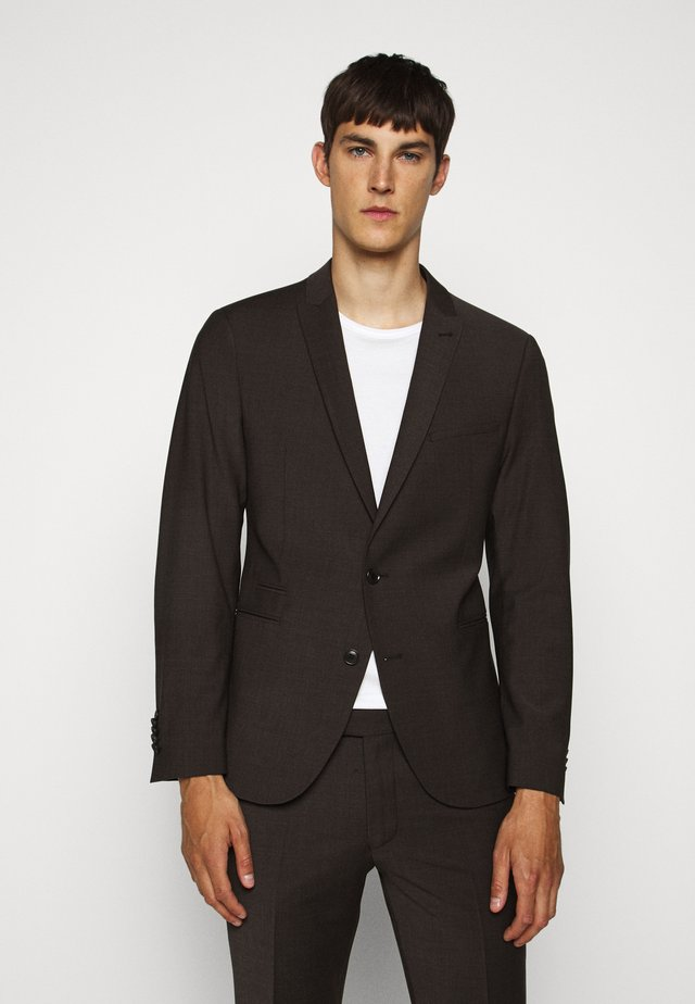IRVING - Suit jacket - brown