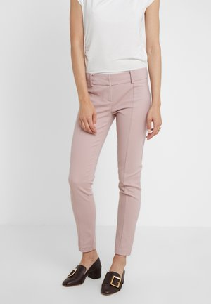 PANTALONI TROUSERS - Trousers - wood rose