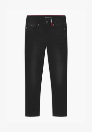 SPENCER BRUSHED  - Jeans Slim Fit - black denim