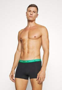 Calvin Klein Underwear - DAYS OF THE WEEK TRUNK 7 PACK - Onderbroeken - black - 5