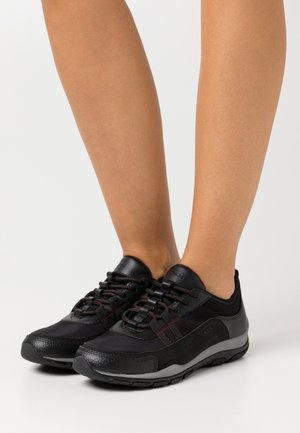 KANDER - Sneakers basse - black