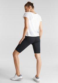 Esprit Sports - BIKER - Sports shorts - black - 2