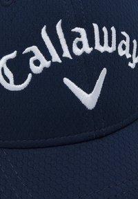 Callaway - LOGO CRESTED - Casquette - peacote - 4