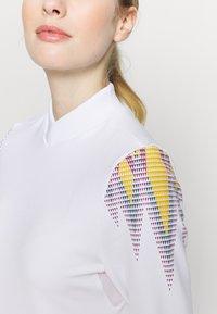 adidas Performance - Sweatshirt - white - 4