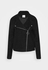 ONLASHA BIKER - Summer jacket - black
