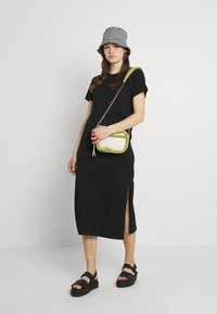 Weekday - ALANIS DRESS - Maxi dress - black - 1