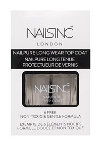 Nails Inc - NAILPURE TOP COAT 14ML - Nail polish (top coat) - 8992 neutral - 1