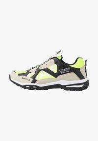GAS Footwear - WISTOON - Trainers - white/neon yellow - 0