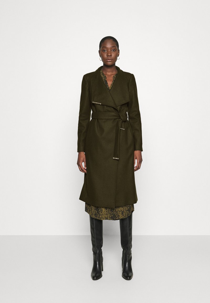 Ted Baker - ROSE - Classic coat - olive