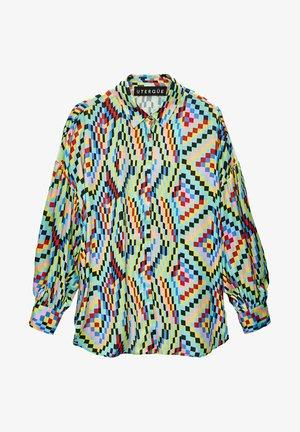 BUNT BEDRUCKTE  - Button-down blouse - multi coloured