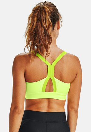 MID SPORTSTYLE GRAPHIC  - Sports bra - lime fizz