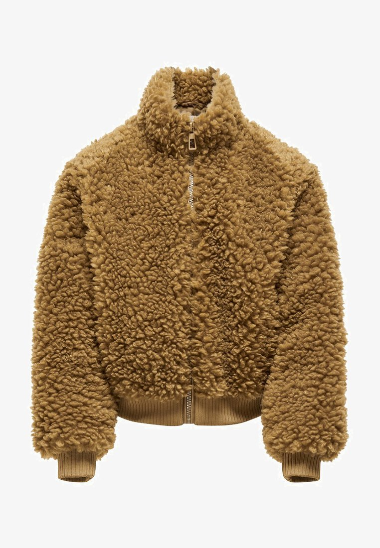 Kids ONLY - Light jacket - toasted coconut