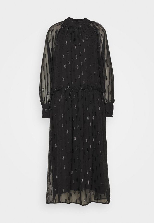 LCAGAFIA DRESS - Day dress - pitch black