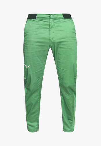 AGNER - Trousers - myrtle