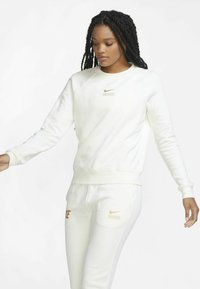 Nike Sportswear - Sudadera - sail/metallic copper - 0