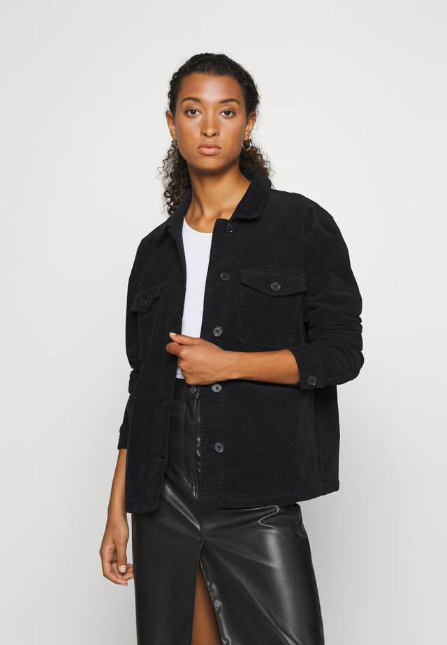 ULRIKKE JACKET  - Summer jacket - black