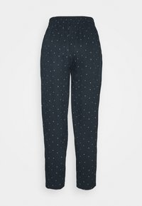 Thought - LYDIA TROUSERS - Kalhoty - midnight navy - 1