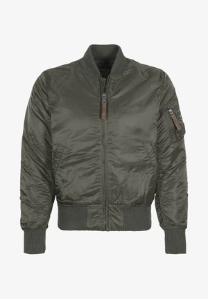 Blouson Bomber - replica grey