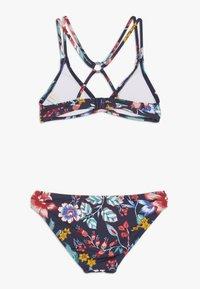 Esprit - JASMINE BEACH TRIANGLE BRIEF SET - Bikini - ink - 1