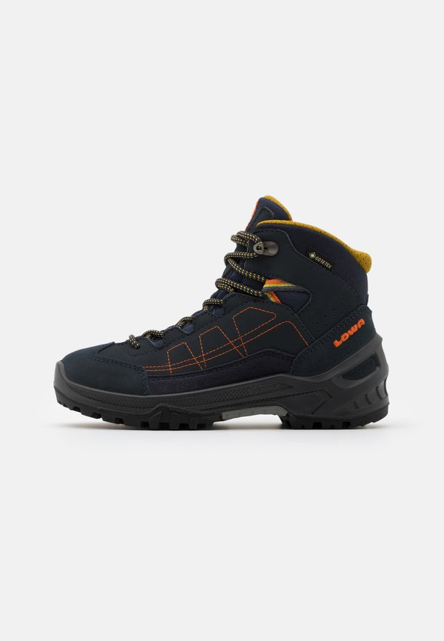 APPROACH GTX MID JUNIOR UNISEX - Outdoorschoenen - navy