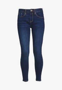 River Island - AMELIE - Jeans Skinny Fit - dark wash - 3