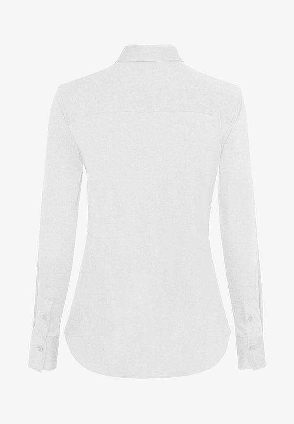 RIANI DAMEN BLUSE LANGARM - Koszula - weiss (10)/biały KDZF