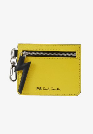 EXCLUSIVE MONKEY ZIP WALLET - Lompakko - black