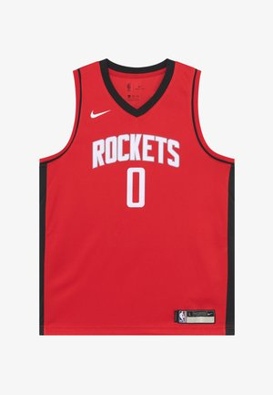 NBA RUSSELL WESTBROOK HOUSTON ROCKETS - Landslagströjor - red