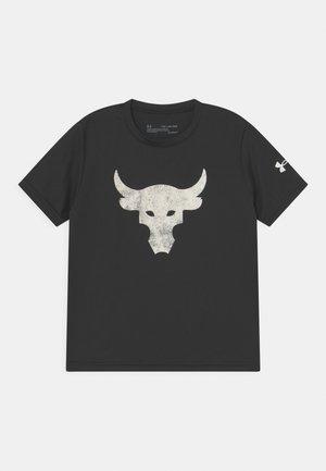 PROJECT ROCK - T-Shirt print - black
