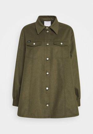 ODETTE - Summer jacket - teak melange