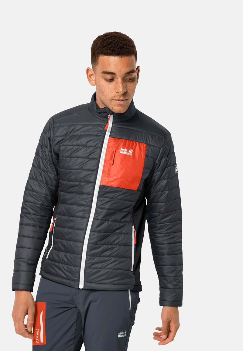 Jack Wolfskin - Light jacket - ebony
