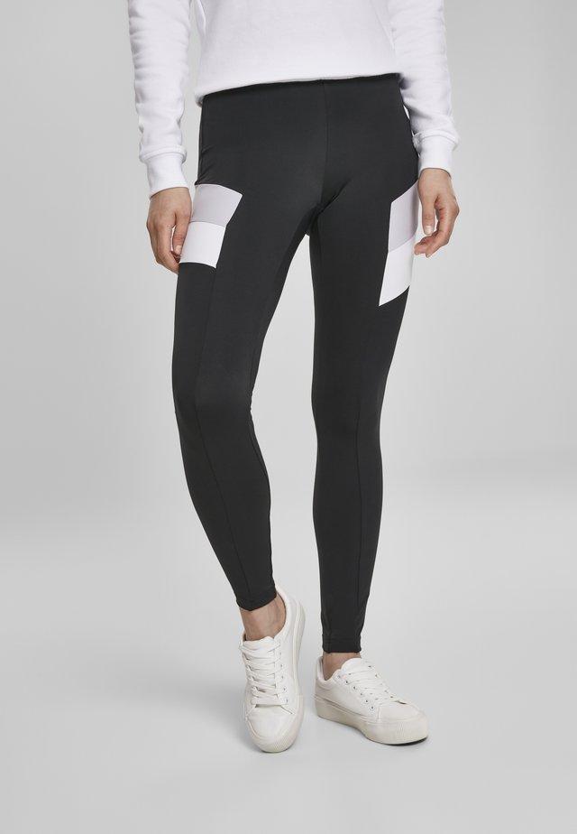 Legging - black/grey