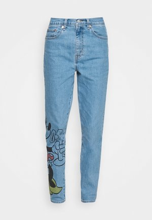 LEVI'S® X DISNEY MICKEY AND FRIENDS  - Jean boyfriend - disney w indigo denim
