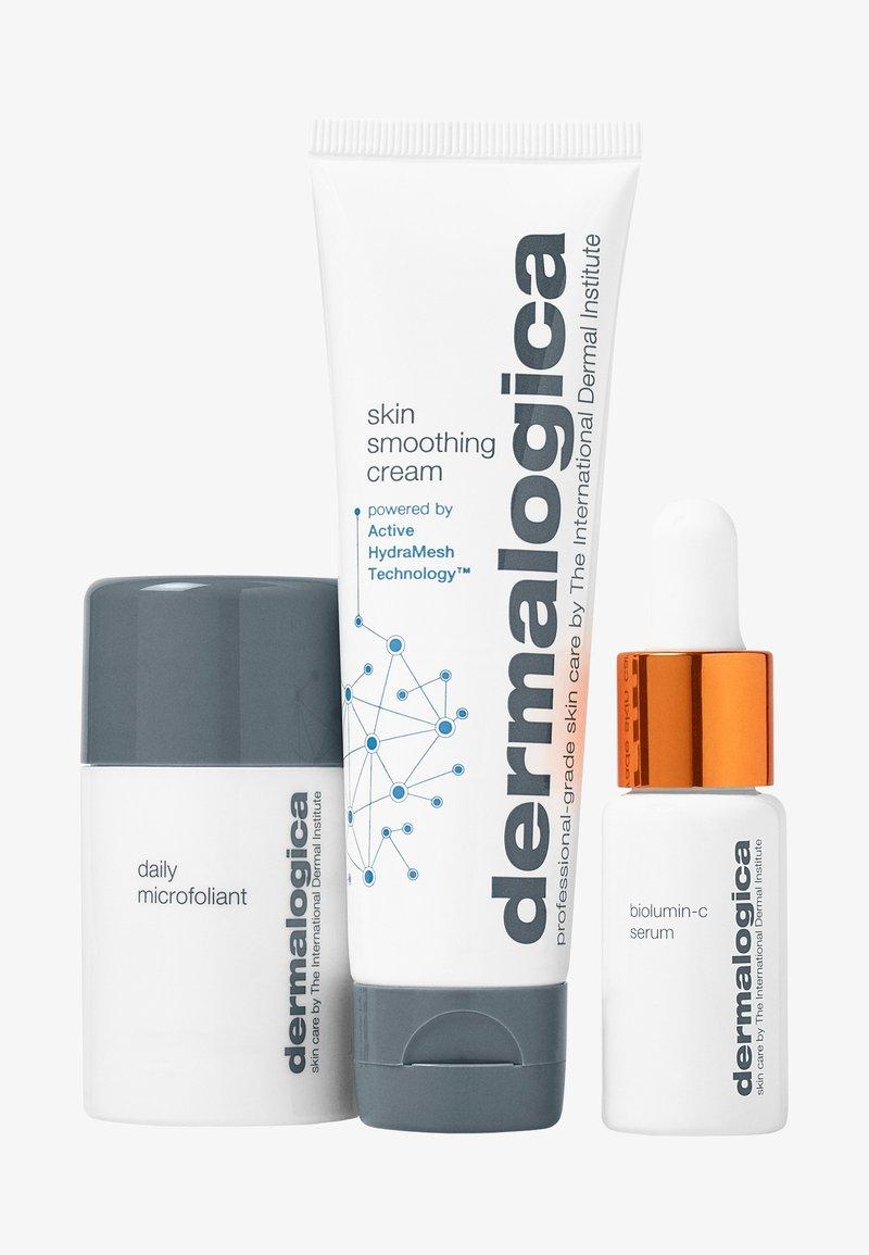 Dermalogica - OUR BEST & BRIGHTEST - Skincare set - -