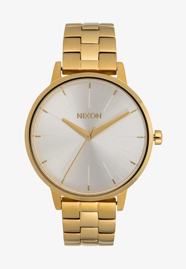 KENSINGTON - Horloge - gold/white