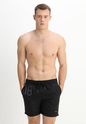 WATERPOLO - Swimming shorts - black