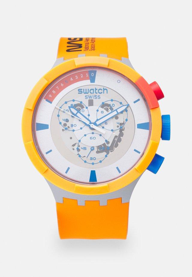 LAUNCH - Orologio - orange