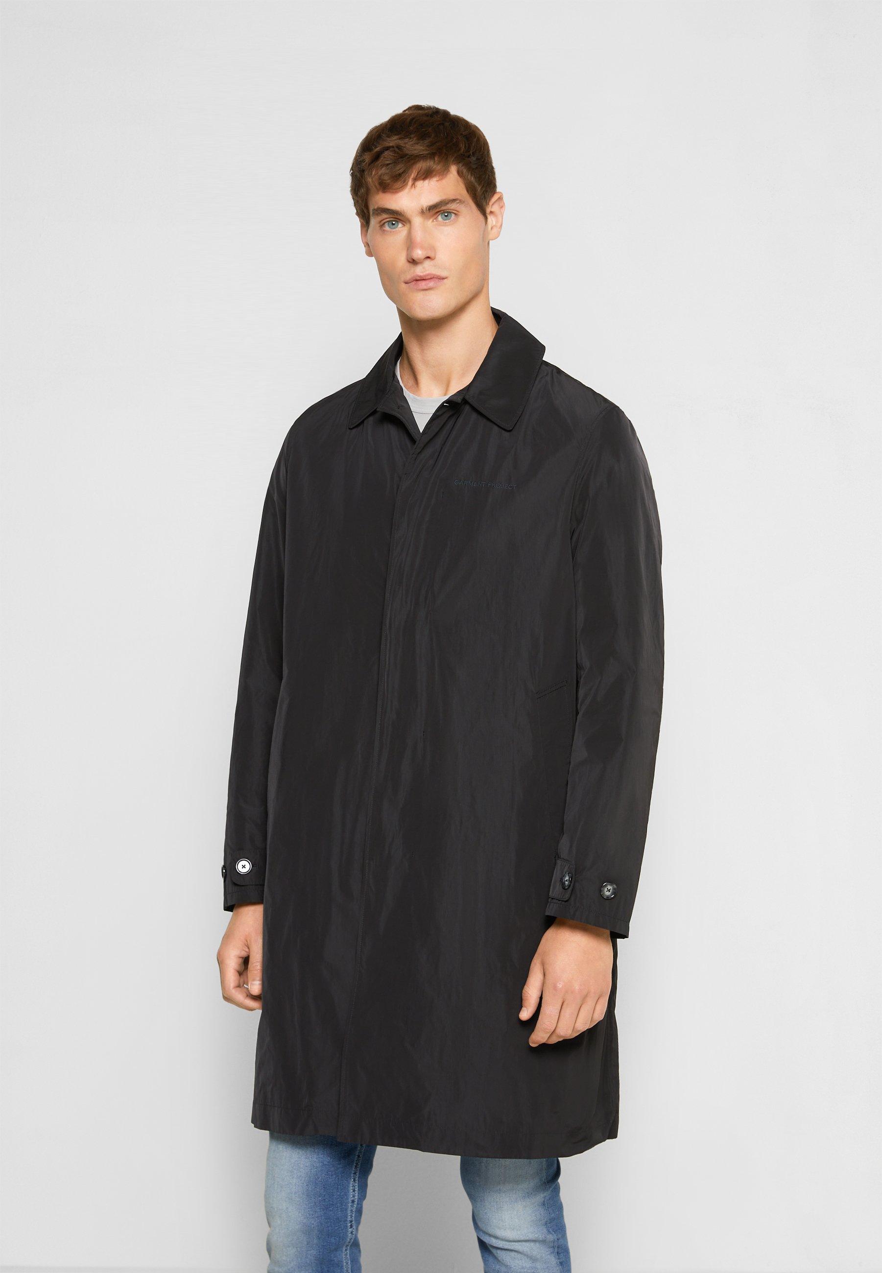 Men TRENCH COAT - Short coat