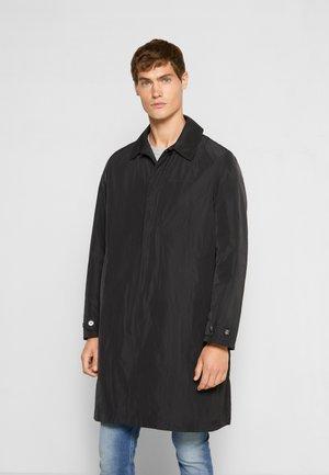 TRENCH COAT - Halflange jas - black
