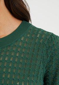WE Fashion - Jumper - dark green - 4