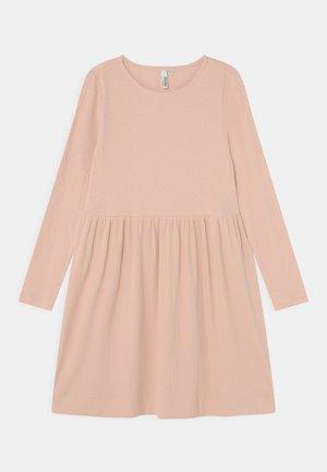 LPTAYA DRESS - Jersey dress - light pink