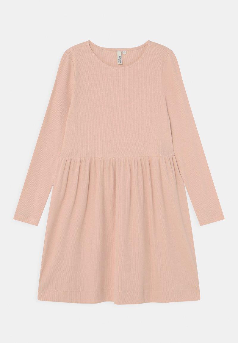 Little Pieces - LPTAYA DRESS - Jersey dress - light pink