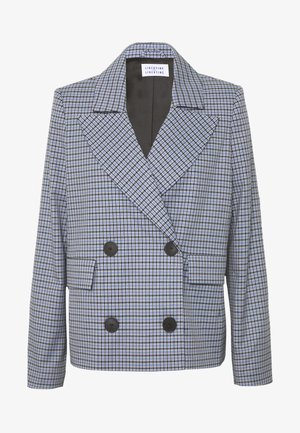 SPRUNG - Blazer - light blue check