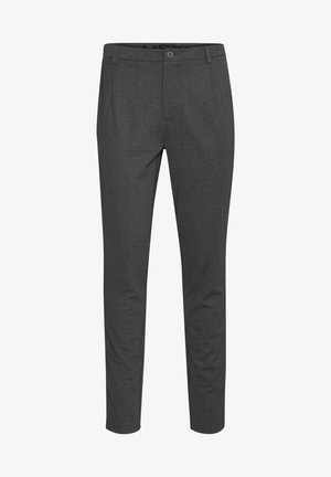 CASUAL FRIDAY PEER - Pantaloni - dark grey melange