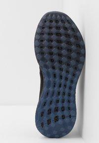 adidas Performance - PUREBOOST SENSEBOOST RUNNING SHOES - Obuwie do biegania treningowe - core black/blue vision metalic - 4