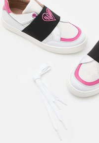 TWINSET - ARTIST HEART - Trainers - offwhite/rose bloom - 5