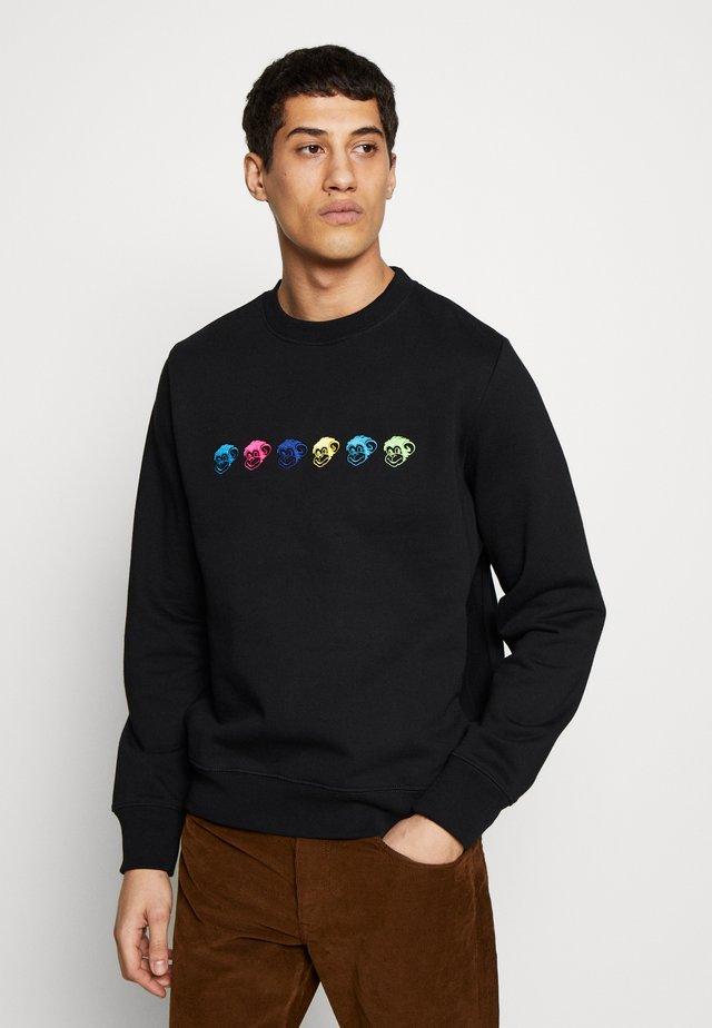 MONKIES - Sweatshirt - black