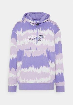 HOODY UNISEX - Sudadera - light purple/multicolor
